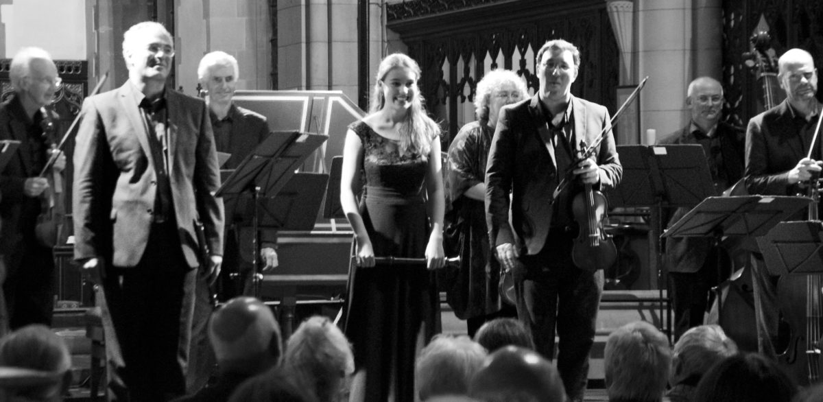 Chiltern Arts Festival Launch Concert - Academy of Ancient Music and Lucie Horsch